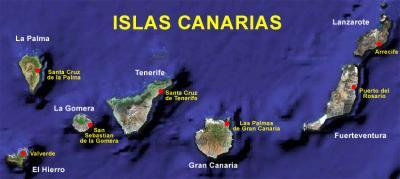 Islas Canarias - Mi tierra