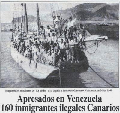LOS CANARIOS TAMBIEN FUIMOS INMIGRANTES