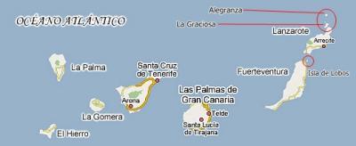 Las Islas Canarias no son siete