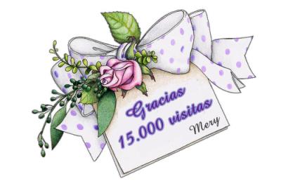 15.000 Gracias y un regalo