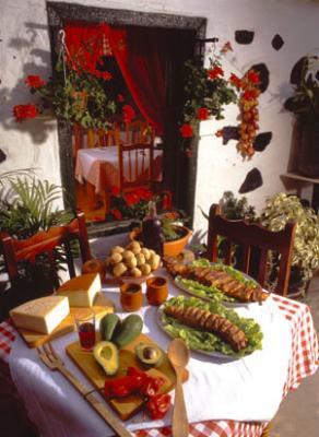 Canarias y su dia grande