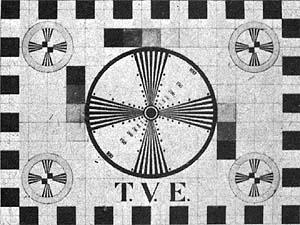 El primer telediario de TVE fue en 1957