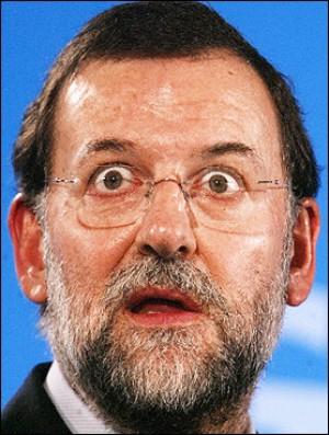 No puede ser, Sr. Rajoy