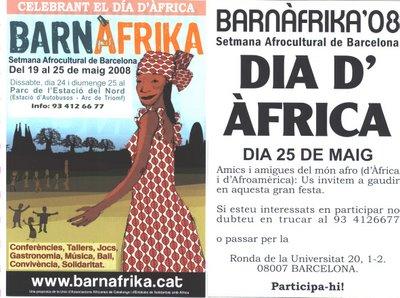 25 de Mayo, dia de Africa