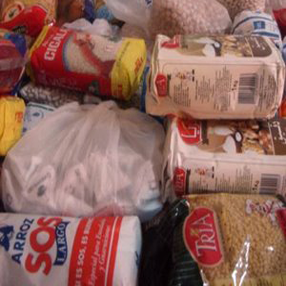 Contra el hambre y el despilfarro