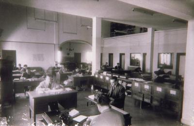 La Oficina de hace 35 años