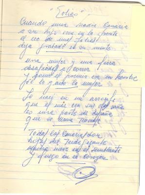 Las Folias que cantaba mi padre (1)