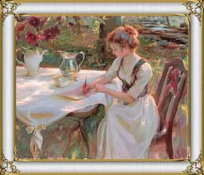 Escribiendo la novela - La princesa olvidada